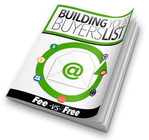 Building Your Buyers List