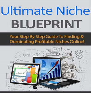 Ultimate Niche Blueprint eBook