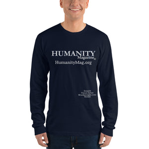 Humanity Project Unisex Long sleeve t-shirt