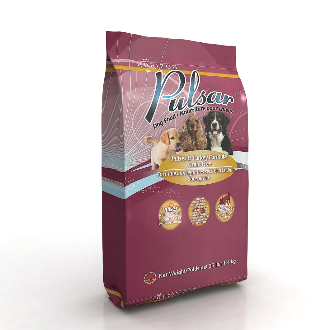 Horizon Pulsar Pulses & Turkey Formula Premium Dog Food