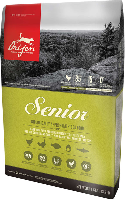 ORIJEN Senior Premium Dog Food