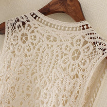 Hippie Love Crochet Cardigan