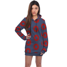 Donut Hoodie Dress - Honeybee's Tees