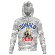 Donald PUMP Athletic Hoodie - Honeybee's Tees