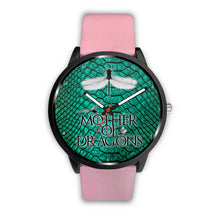 Mother Of Dragonflies Watch (green skin) - Honeybee's Tees