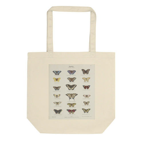Butterfly Eco Tote Bag - Honeybee's Tees