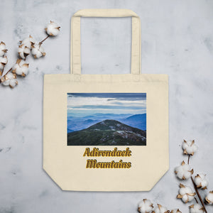 Adirondesk Mts. Eco Tote Bag - Honeybee's Tees