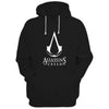 Image of Assassin's Creed Logo-Black Hoodie