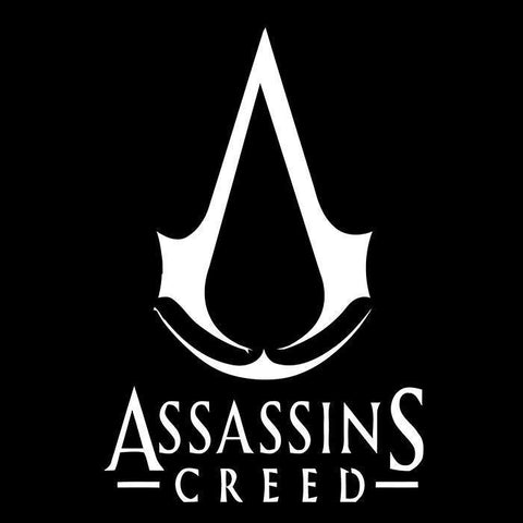 Assassin's Creed Logo-Black Hoodie