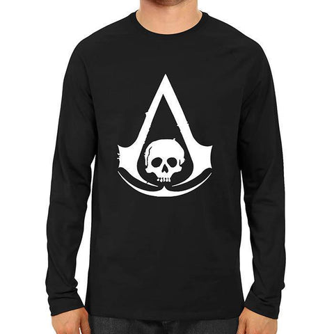 Assassin's Creed Black Flag full sleeve