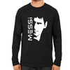Image of MESSI With Face -Full Sleeve Black