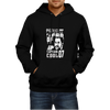 Image of CRIC 42 - Proud To Be A Fan Of Dhoni-Hoodie-Black