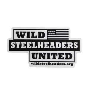 Wild Steelheaders Sticker