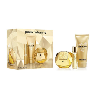 Lady Million Gift Set by Paco Rabanne
