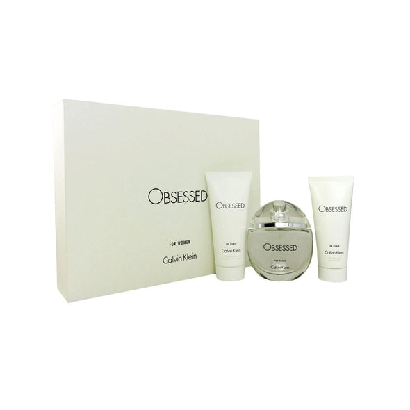 Obsessed Gift Set by Calvin Klein