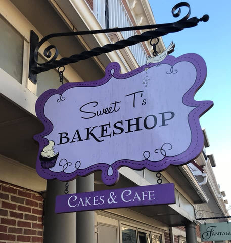 Sweet T's Bakeshop in Haddonfield