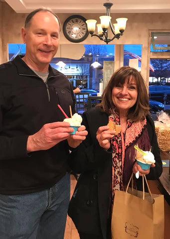 Gelato Dolceria in Haddonfield with Haddonfield Inn