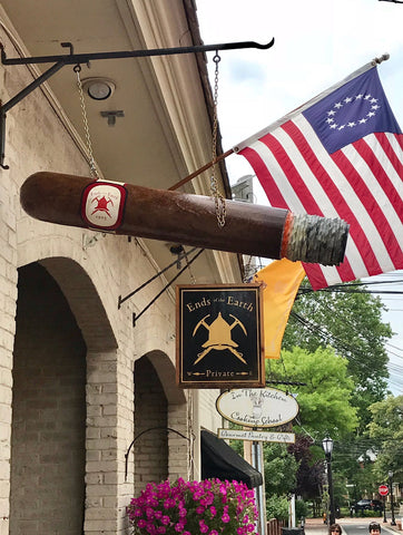 Ends of the Earth Cigars Mechanic Street Downtown Haddonfield South Jersey