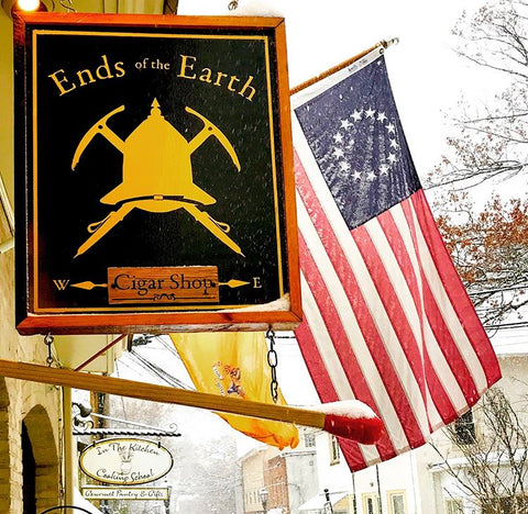 Haddonfield Cigar Shop - Ends of the Earth - is located at 6 Mechanic Street, South Jersey