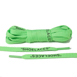 "Green ""Shoelaces"""