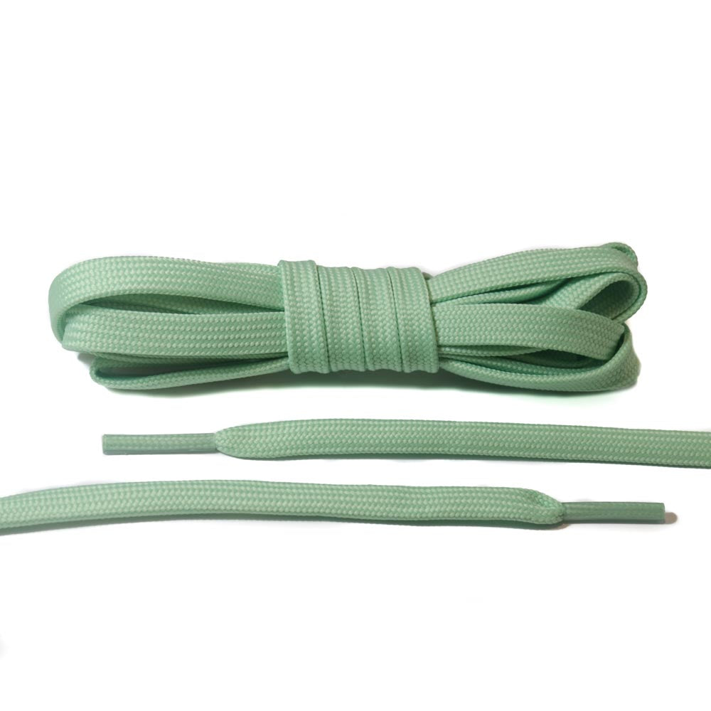 Light Green Flat Laces (Hollow)