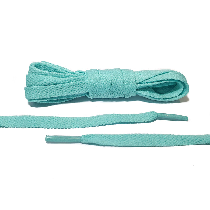Mint Flat Laces - Thin