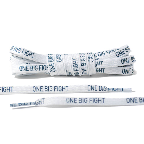 One Big Fight Laces