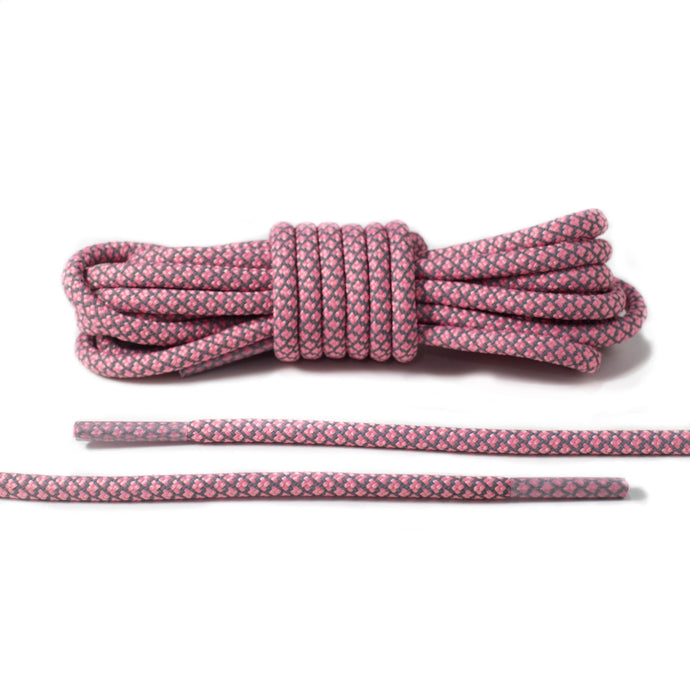Pink 3M Rope Laces