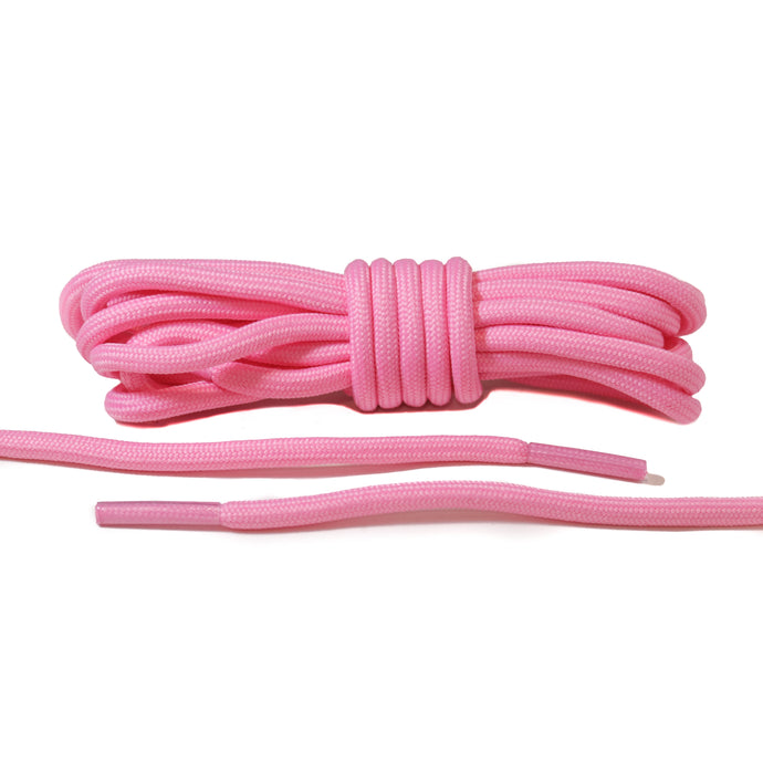 Pink Rope Laces
