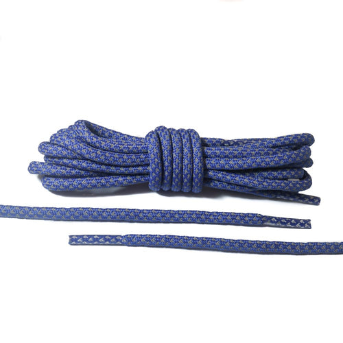 Royal Blue 3M Reflective Rope Laces 2.0