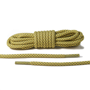 Yellow Reflective Rope Laces 2.0