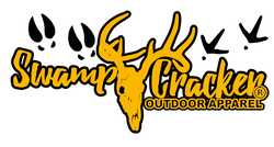 Mesh Trucker Hat - Buy Your Deer Skull Hat | Swamp Cracker Outdoor Apparel