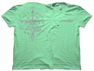 Latitude Longitude  Swamp Cracker Shirt
