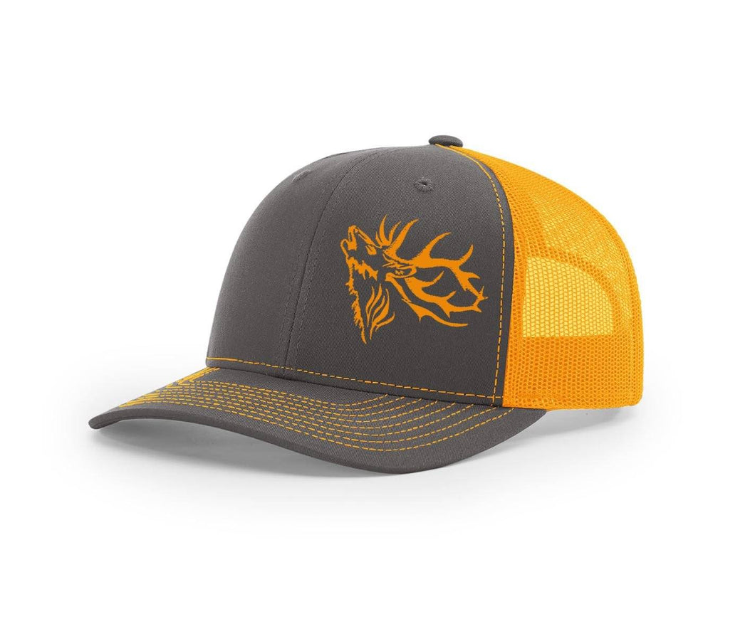 Bugling Elk Swamp Cracker Snapback Hat