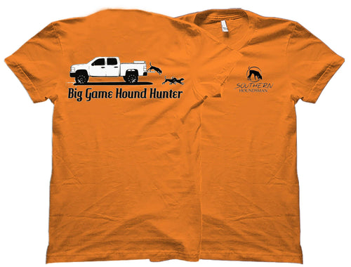 Youth Dropping Tailgates on a C Truck Southern Houndsman T-Shirt