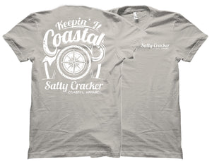 Keepin' It Coastal - Salty Cracker Shirt