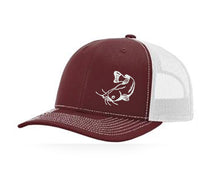 Swamp Cracker Catfish Snapback Hat