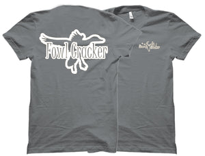 Fowl Cracker Landing Duck Swamp Cracker Shirt