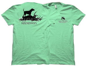 Whitetail Deer Buck Recovery Southern Houndsman T-Shirt