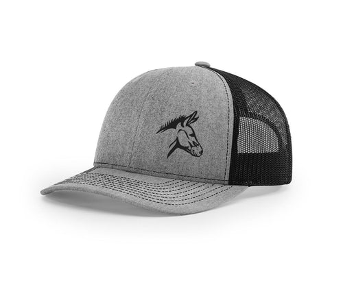 Mule Head Mesh Swamp Cracker Trucker Hat