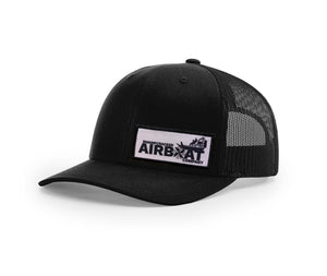 Swamp Cracker Airboat Co Patch Snapback Hat