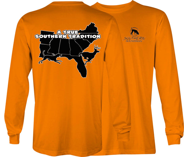 Southern Houndsman True Southern Tradition Long Sleeve Shirt