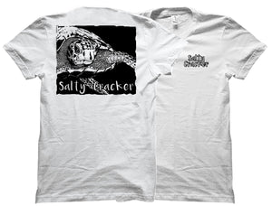 Save The Sea Turtles (Black Ink) - Salty Cracker Shirt