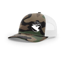 Sunrise Elk Swamp Cracker Snapback Hat