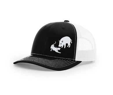 Bayed Up Southern Houndsman Snapback Hat