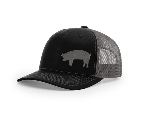 Market Hog Swamp Cracker Snapback Hat