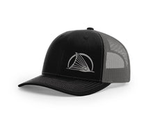 Tailing Redfish At Sunrise Salty Cracker Snapback Hat