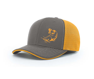 Catfish Swamp Cracker Flex Fit Outdoorsman Hat