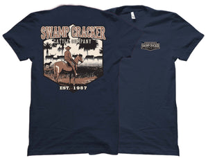 Cracker Cowboy Swamp Cracker Cattle Company Shirt