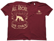 It's All About The Chase Flesh Southern Houndsman T-Shirt